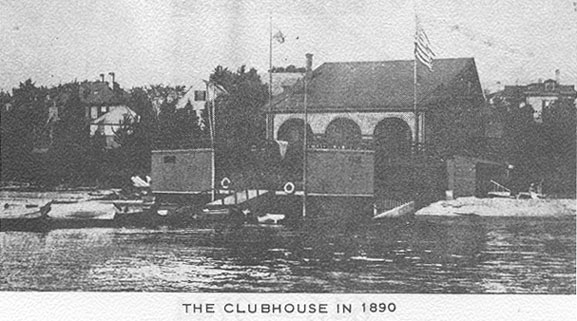 New(in 1890) Clubhouse
