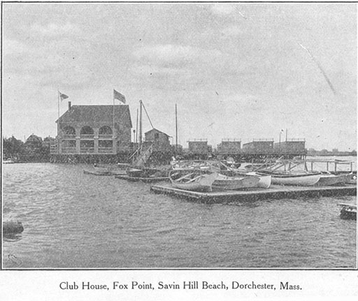 The Clubhouse in 1910